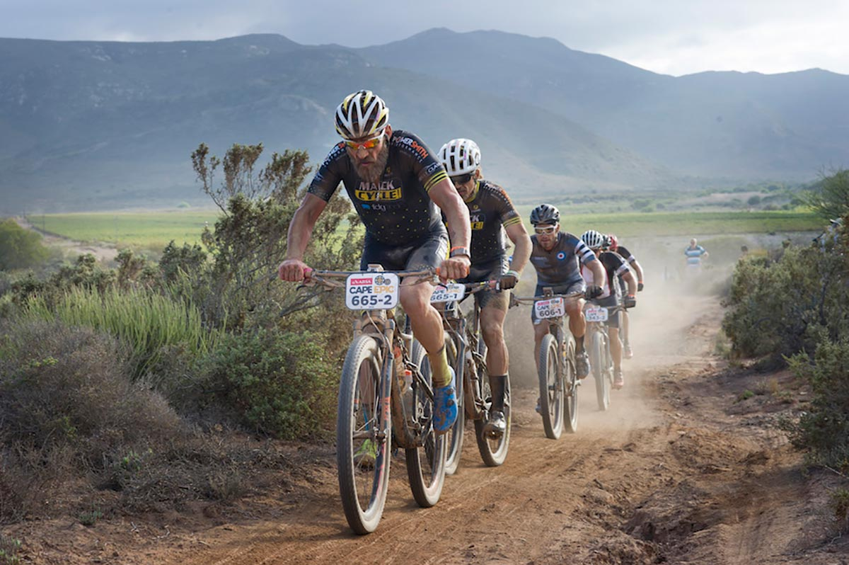 La ABSA Cape Epic 2018