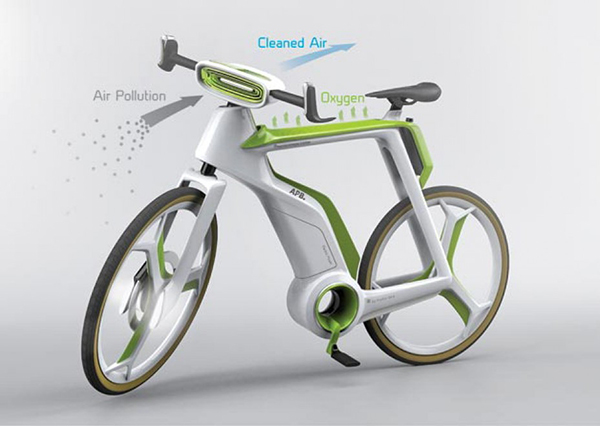 Air Purify Bike