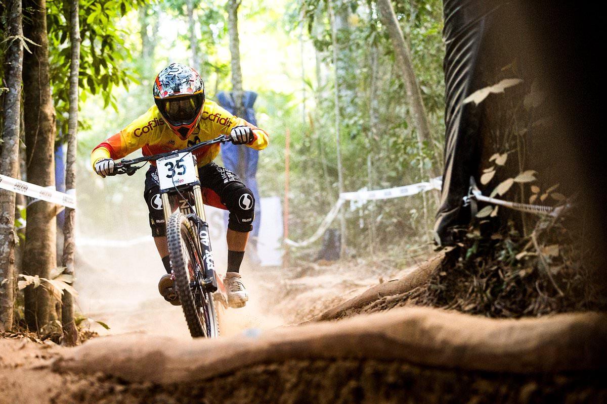 Alex Marin agli UCI MTB World Championships 2017