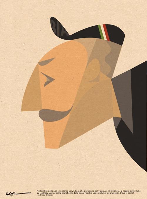 Illustrazione di Alfredo Oriani