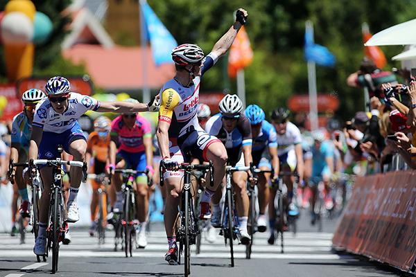 Andre Greipel vince la prima tappa del Tour Down Under 2013