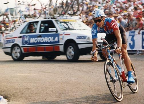 Motorola Cycling Team 1991