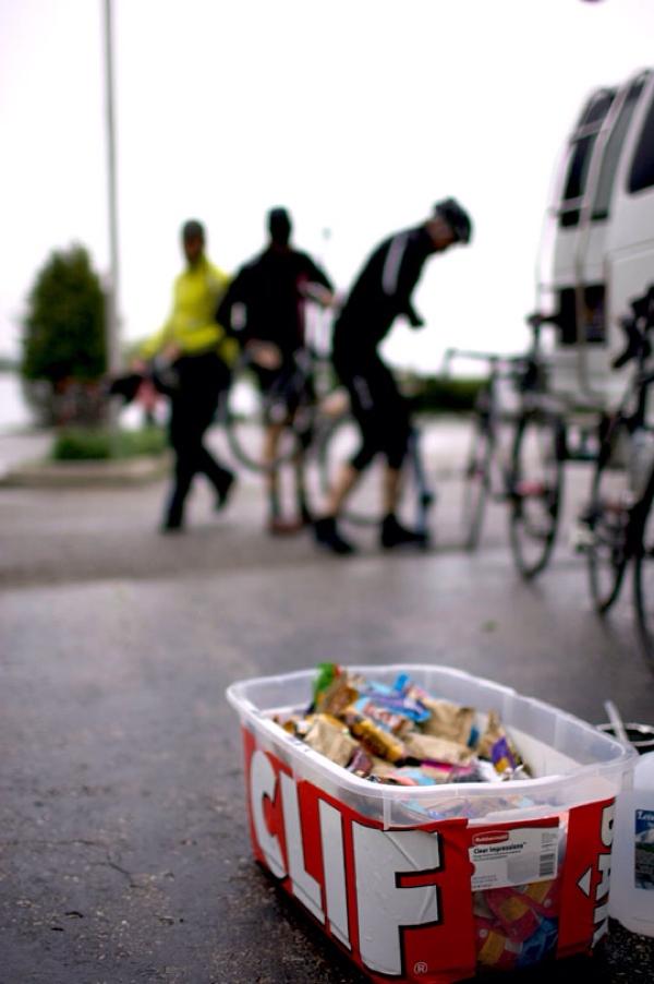 Barrette per ciclisti