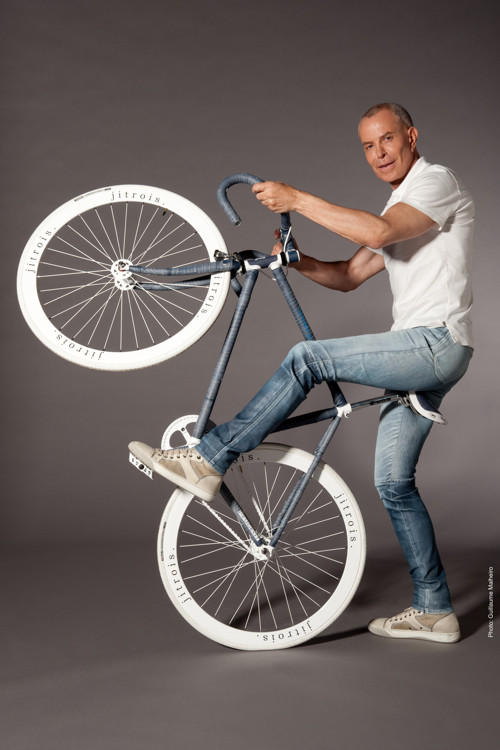 La bici jeans-style