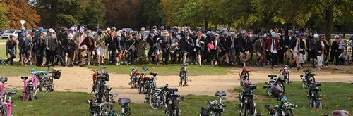 Bike Blenheim Palace