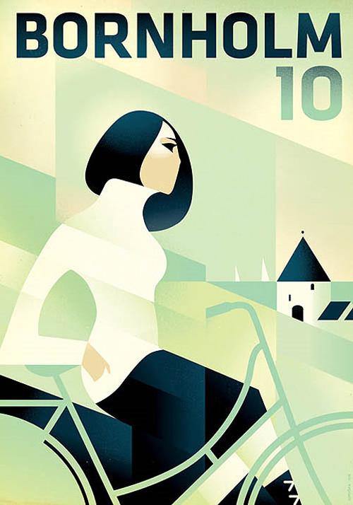 L'illustrazione di Mads Berg