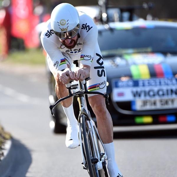 Bradley Wiggins alla Paris-Nice 2015