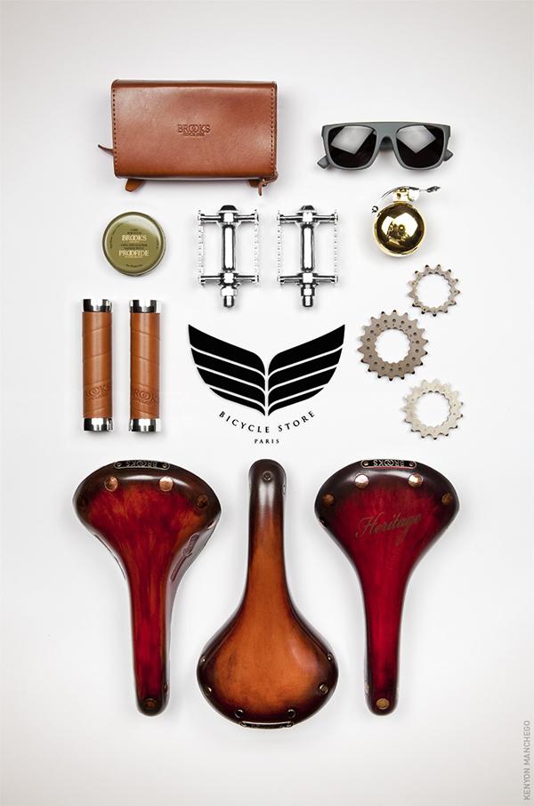 Accessori Brooks per bici