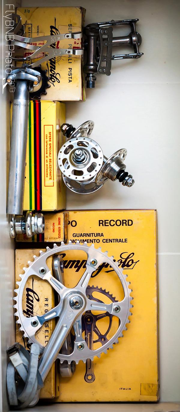 Campagnolo Record Pista