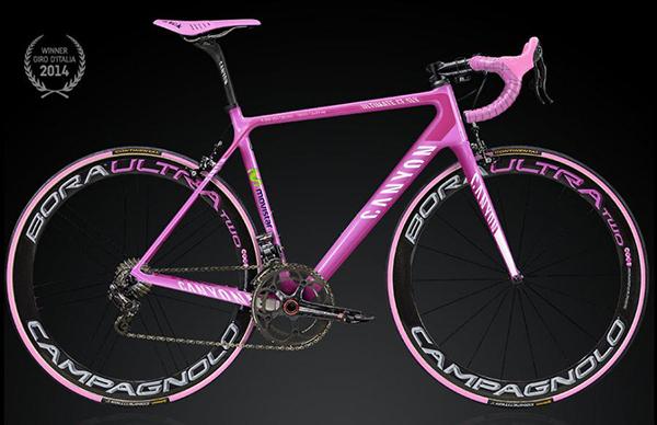 Canyon Ultimate CF SLX Giro d'Italia