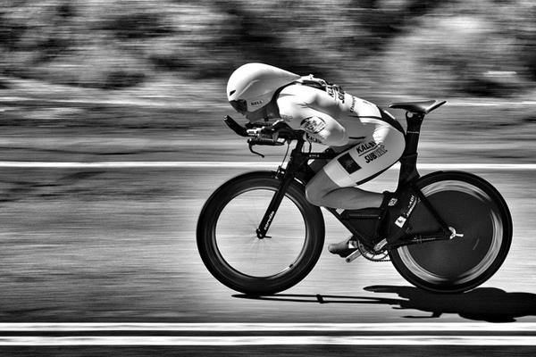 La cronometro alla Cascade Cycling Classic 2012