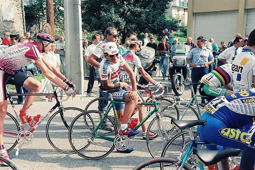 Chiappucci al Tour de France del 1993