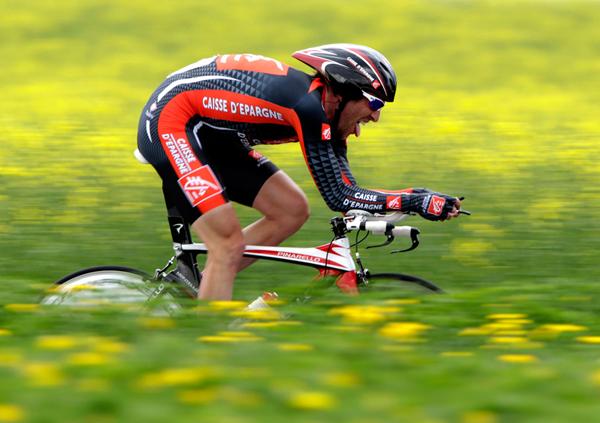 Christophe Moreau al Tour de Romandie
