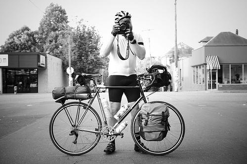 Ciclo fotografo
