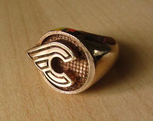 Il Cinello, l'anello della Cinelli