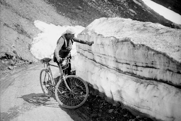 Col du Tourmalet con la neve
