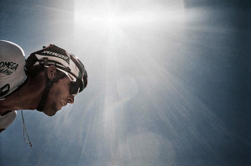 Crocifisso al Giro d'Italia