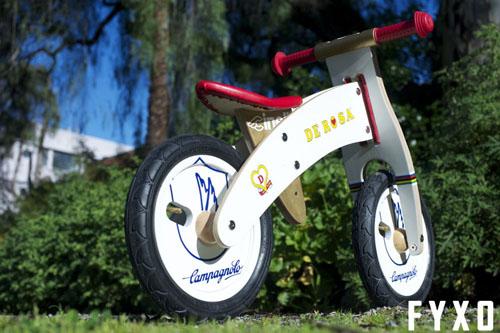 Triciclo De Rosa