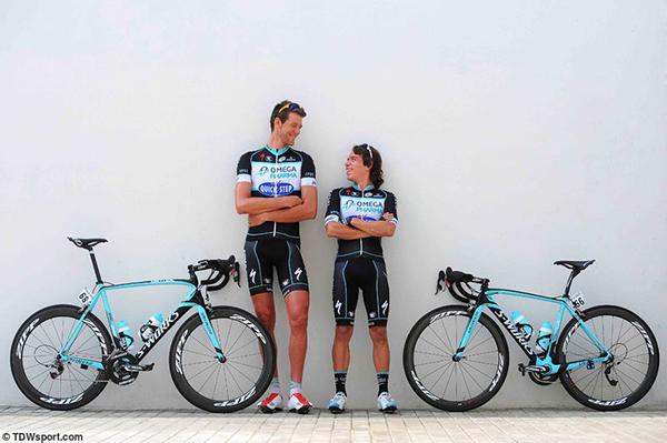 Omega Pharma-Quickstep Cycling Team
