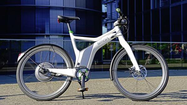 La E-Bike di Smart
