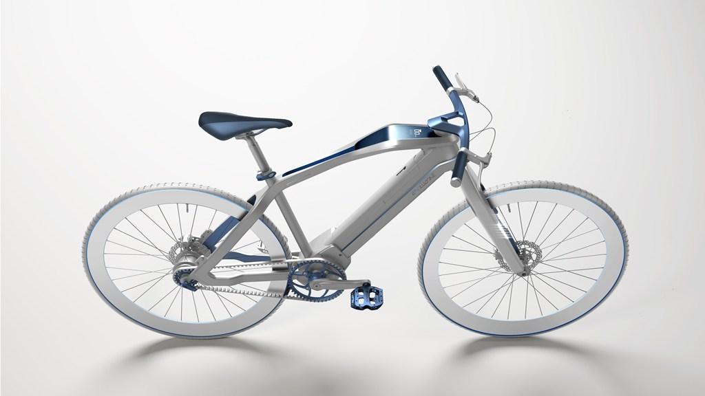 E-Voluzione la bici elettrica di Pininfarina