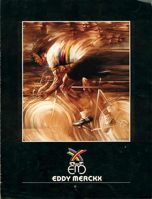Il poster di Eddy Merckx