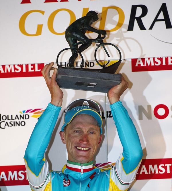 Enrico Gasparotto vince la Amstel Gold Race