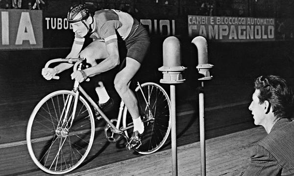 Ercole Baldini alla Settimana dei record