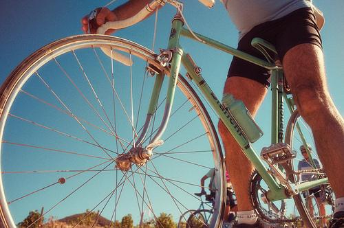 Bici Bianchi all'Eroica