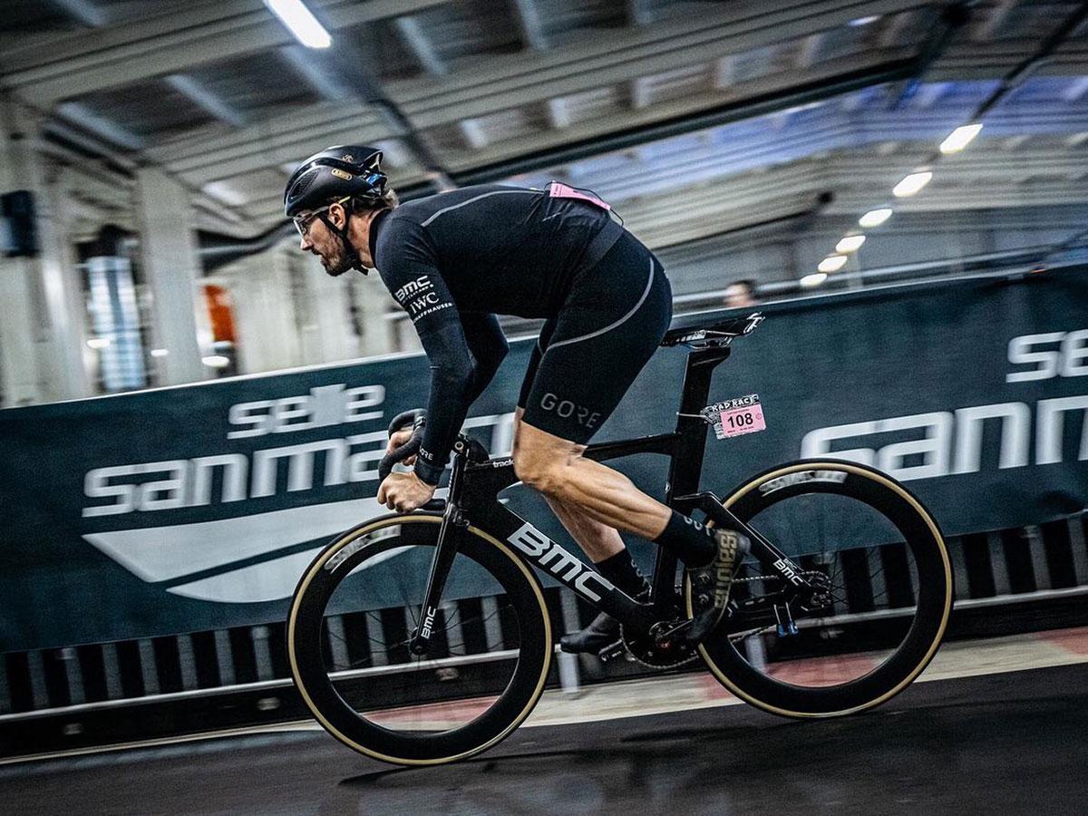 Fabian Cancellara alla Last Wo/Man Standing