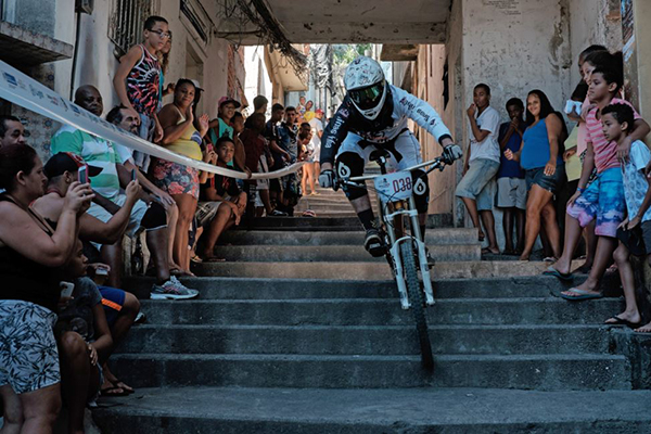 La Favelas Mountain Bike 2015