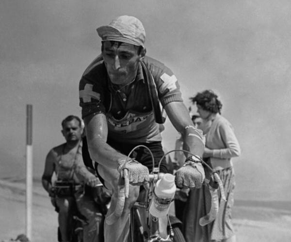 Ferdinand 'Ferdi' Kübler al Tour de France