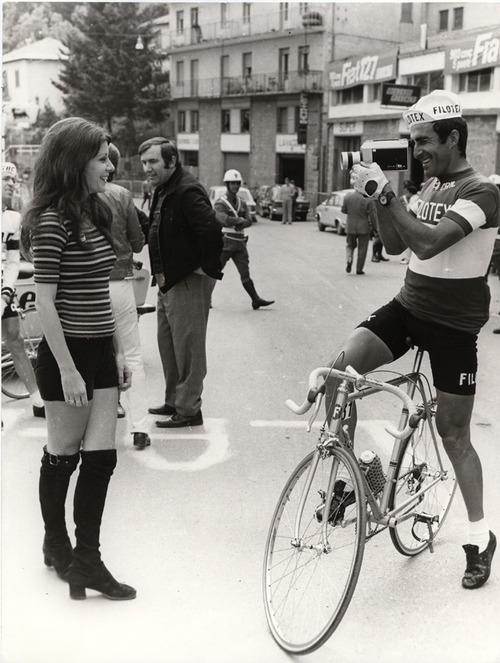 Franco Bitossi al Giro d'Italia 1971