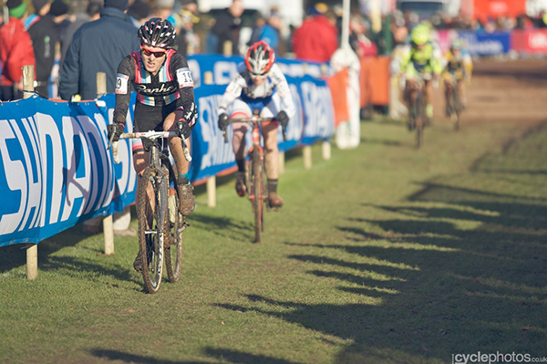 Gabby Day all'UCI Cyclo-cross World Cup 2012