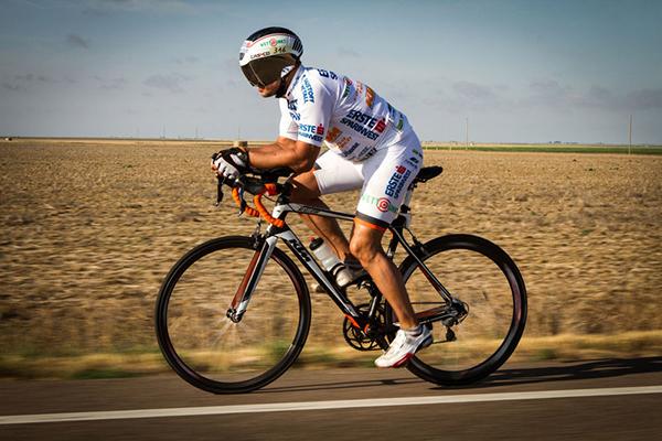 Gerhard Gulewicz alla Race Across America