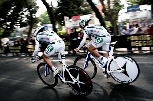 Il Giro d'Italia del centenario