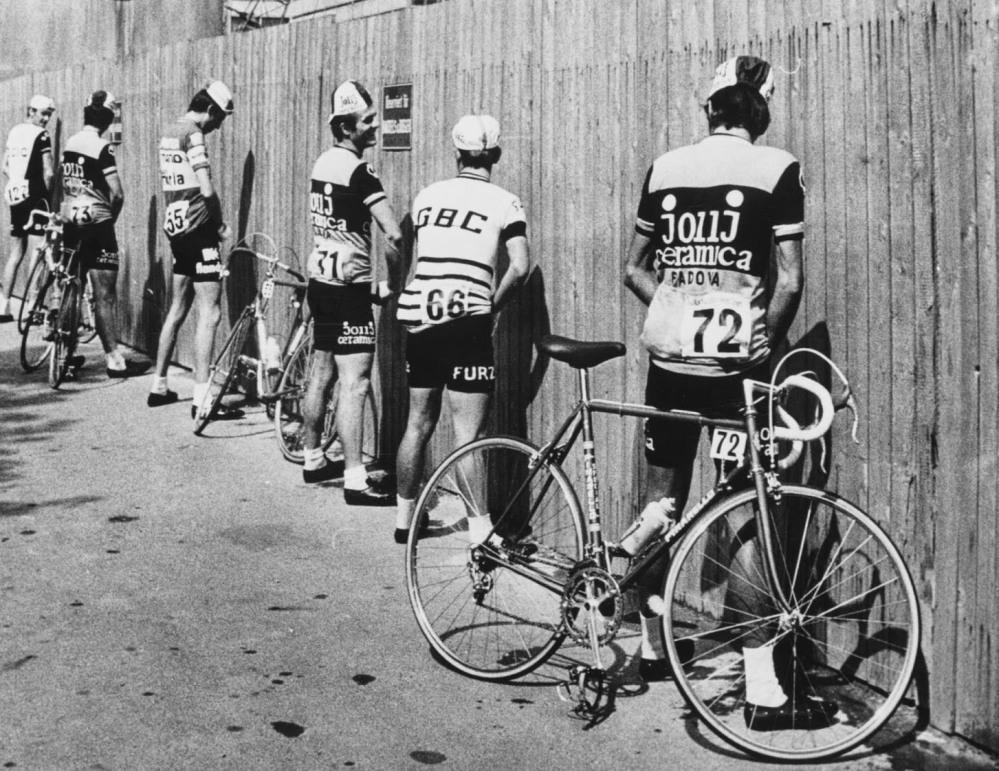 Piscé al Giro d'Italia 1973