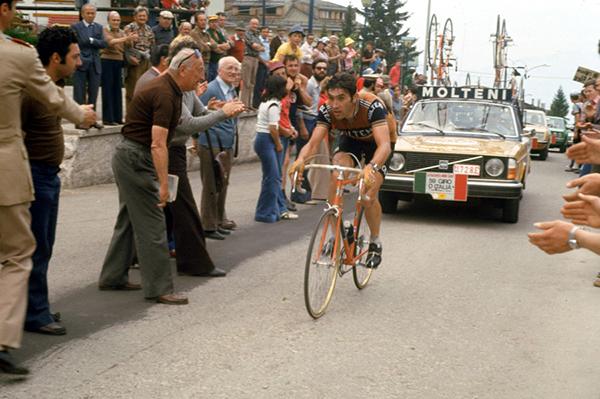 Mercks al Giro 1976