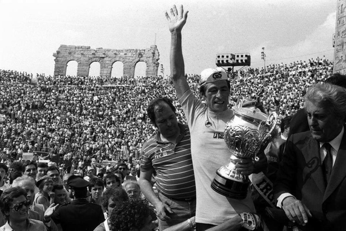 Mose al Giro d'Italia 1984