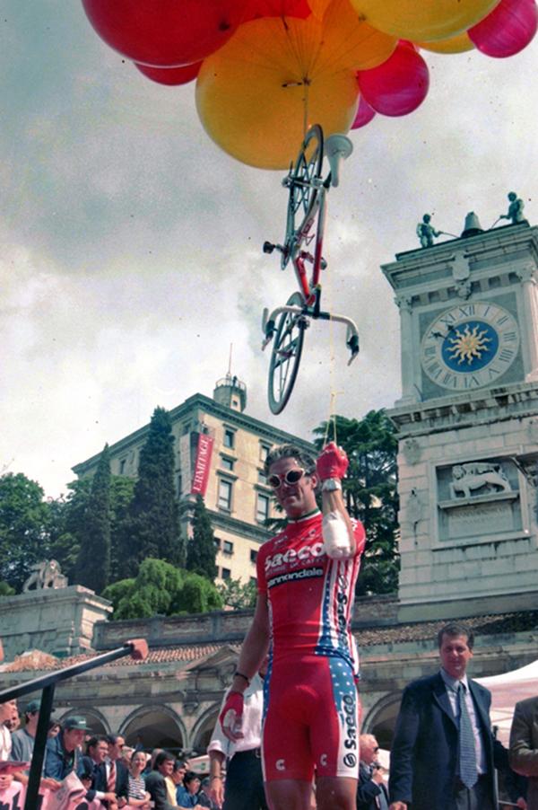 Cipollini al Giro d'Italia 1998