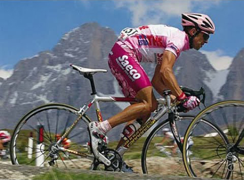 The Quest - La Saeco al Giro d'Italia 2003