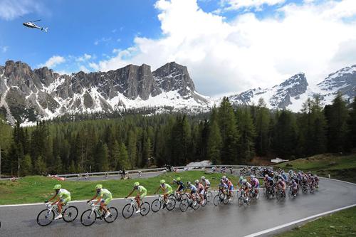 Il Giro in Trentino