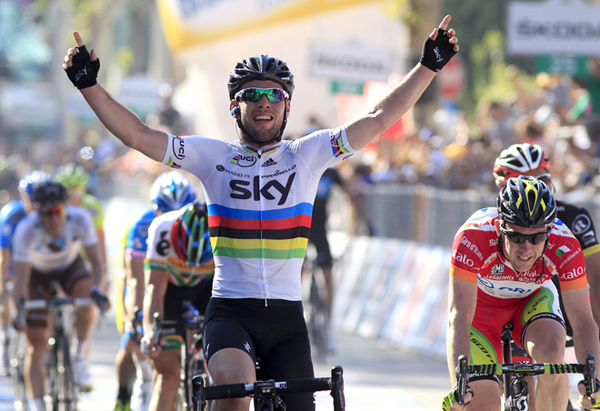 Mark Cavendish al Giro d'Italia