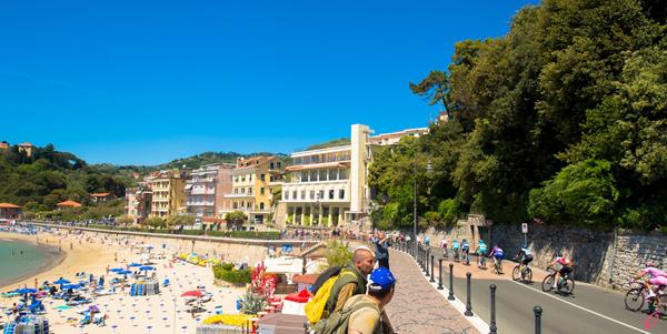 Il Giro 2012 in Liguria