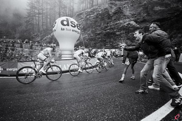 Le prime Alpi al Giro