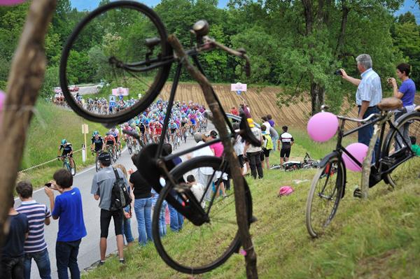 La 18esima tappa del Giro 2012