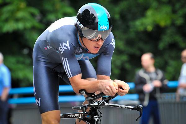 Thomas Geraint al Giro 2012