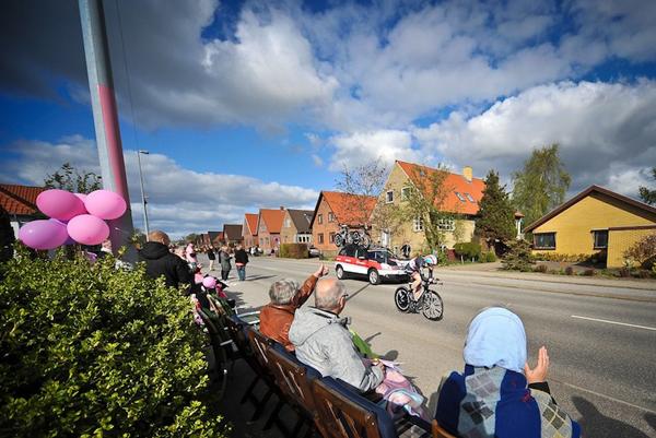 Il Giro in Danimarca