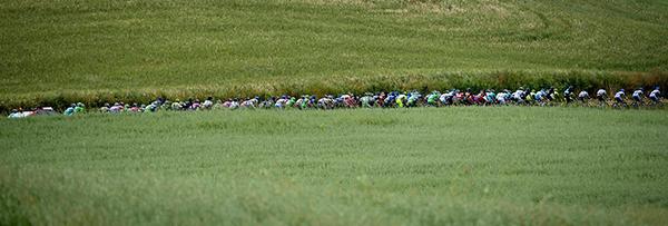 Carovana rosa al Giro d'Italia 2013