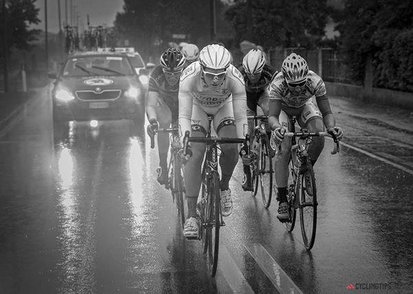 Il Giro 2013 e la pioggia